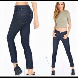 UO- BDG Drainpipe High Rise Jeans size 28